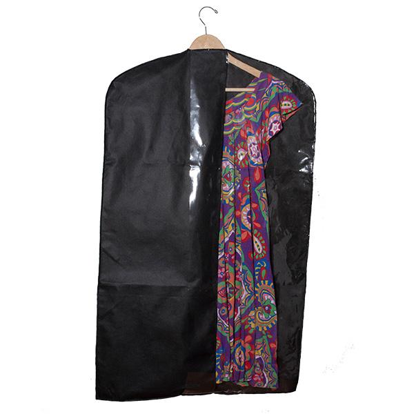 Capa Vestido com Visor-TNT cristal-60x1,20